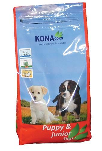 konacorn puppy & junior 3 kg