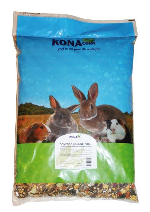 Konacorn gemengd konijnenvoer 5 kg