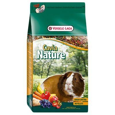 cavia nature volledig voer voor cavia's