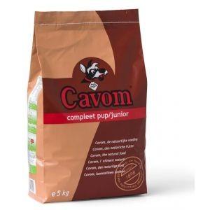 cavom compleet voer voor pup/junior 5 kg