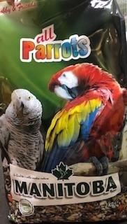 All Parrots Manitoba
