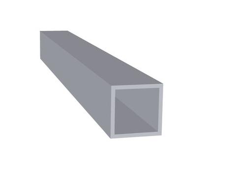 Aluminium koker
