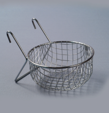 Draadnestje met steun Ø 10,5 cm