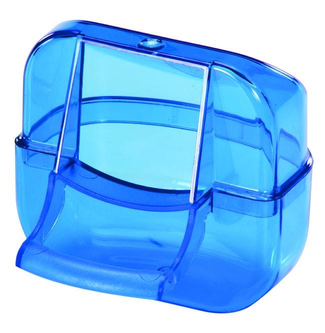 Voerbakje Lusso blauw