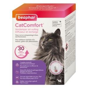 CatComfort voor katten in stressvolle situaties