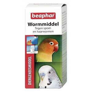 Beaphar Wormmiddel 10 ml