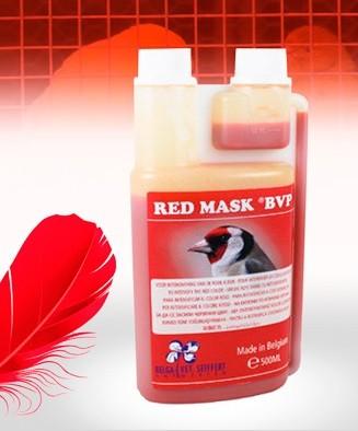 Belgavet red mask