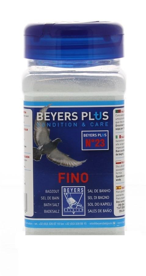 Beyers Plus fijn badzout voor duiven