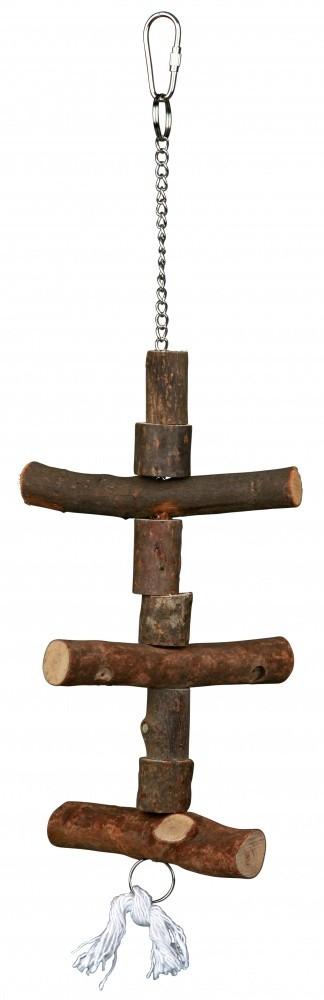 Vogelspeeltje houten speelgoed
