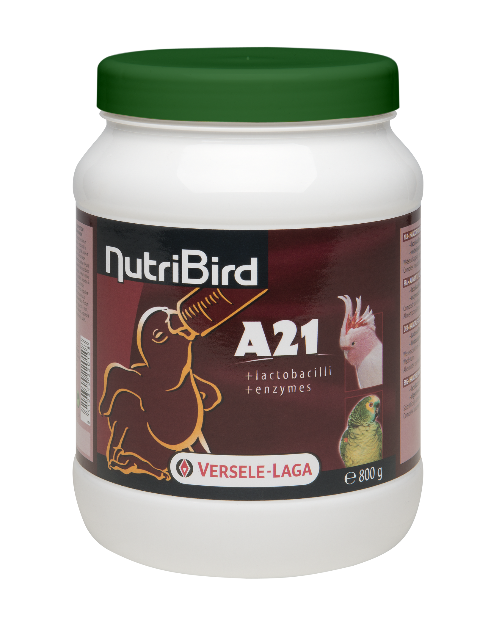 Nutribird A21 baby-vogels
