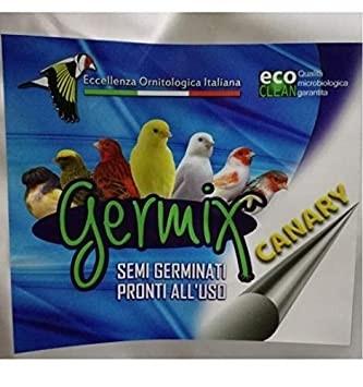 Germix voor kanaries