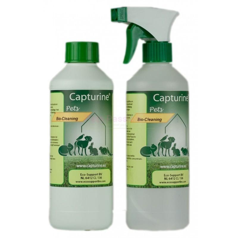 Capturine Pets-Bio-Cleaning starterset