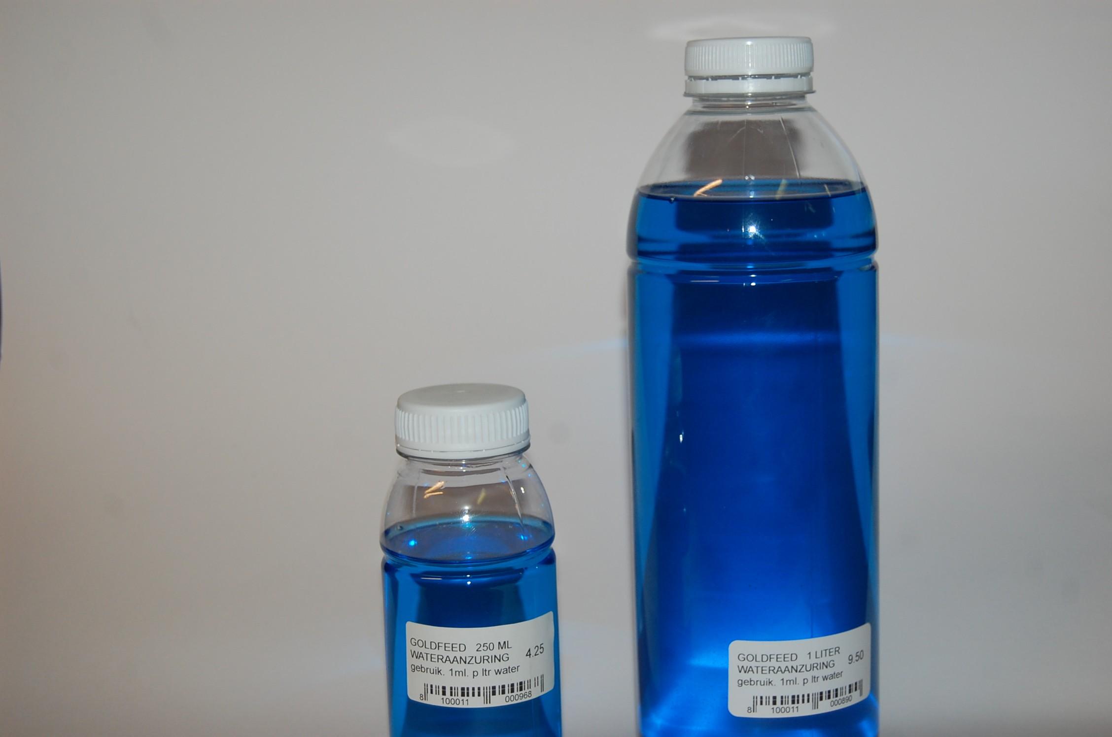 Goldfeed wateraanzuring