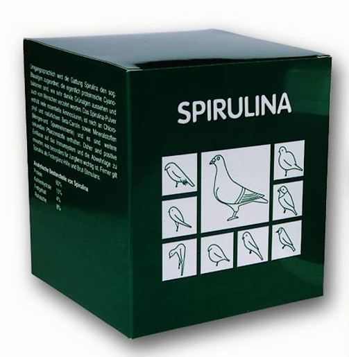 easyyem Spirulina 100 gram