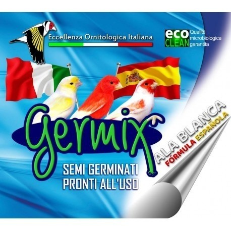 Germix voor Kanaries ALA Blanca