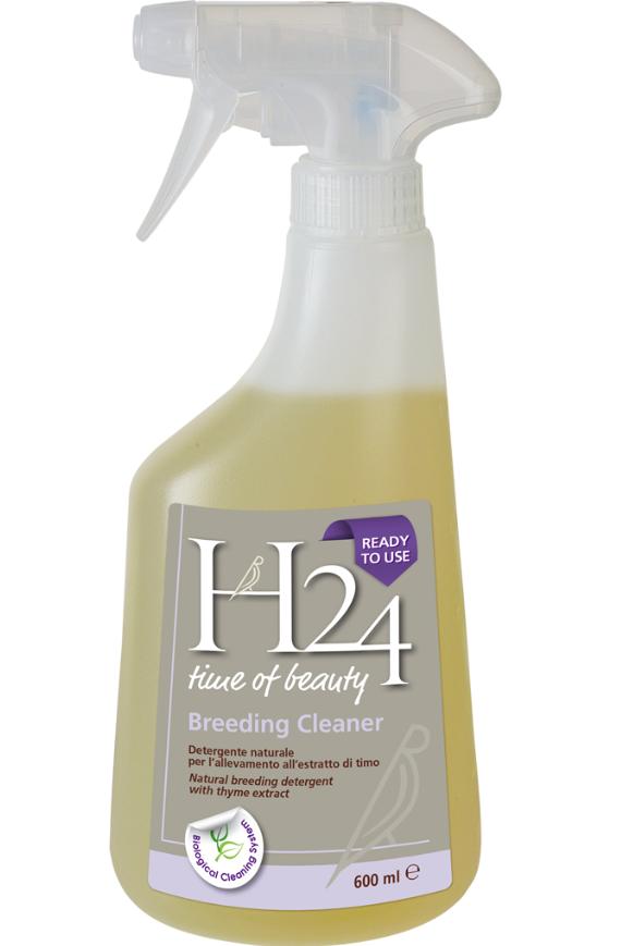 H24 Breeding Cleaner 600ml