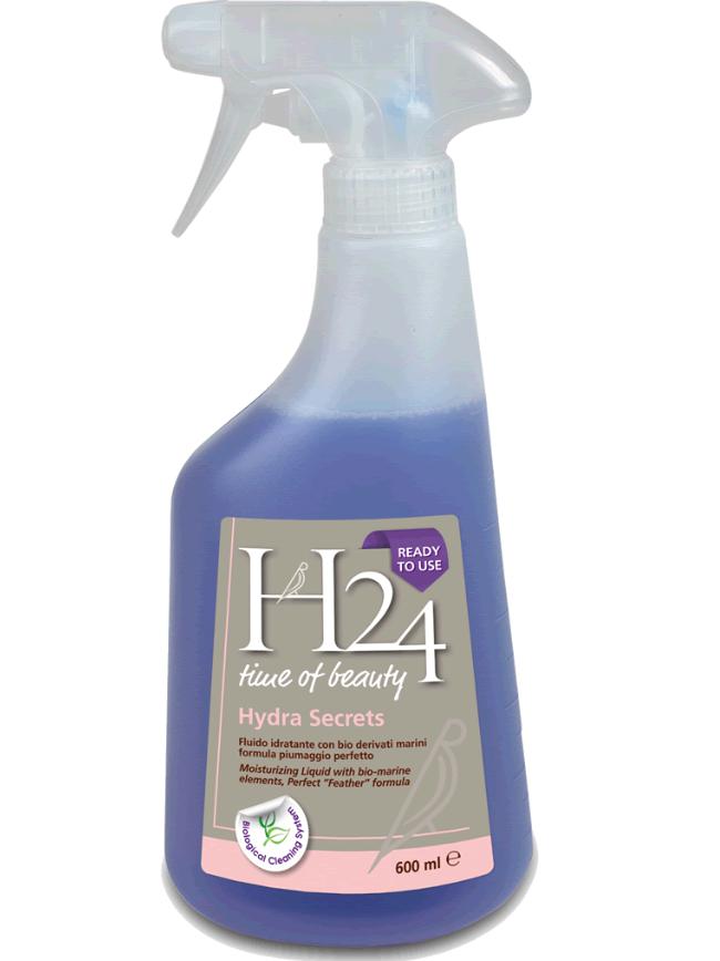 H24 Hydra Secrets spray 600 ml