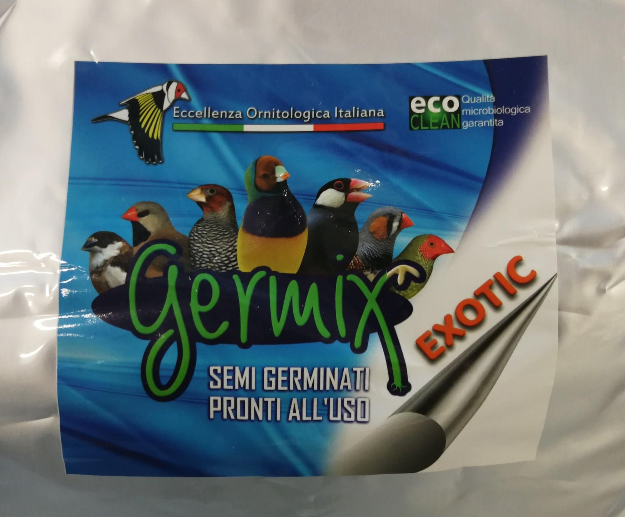 Germix voor Exoten 1 KG EXOTIC