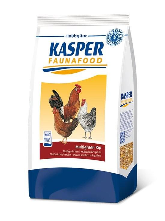 Multigraan voor kippen 4 kg