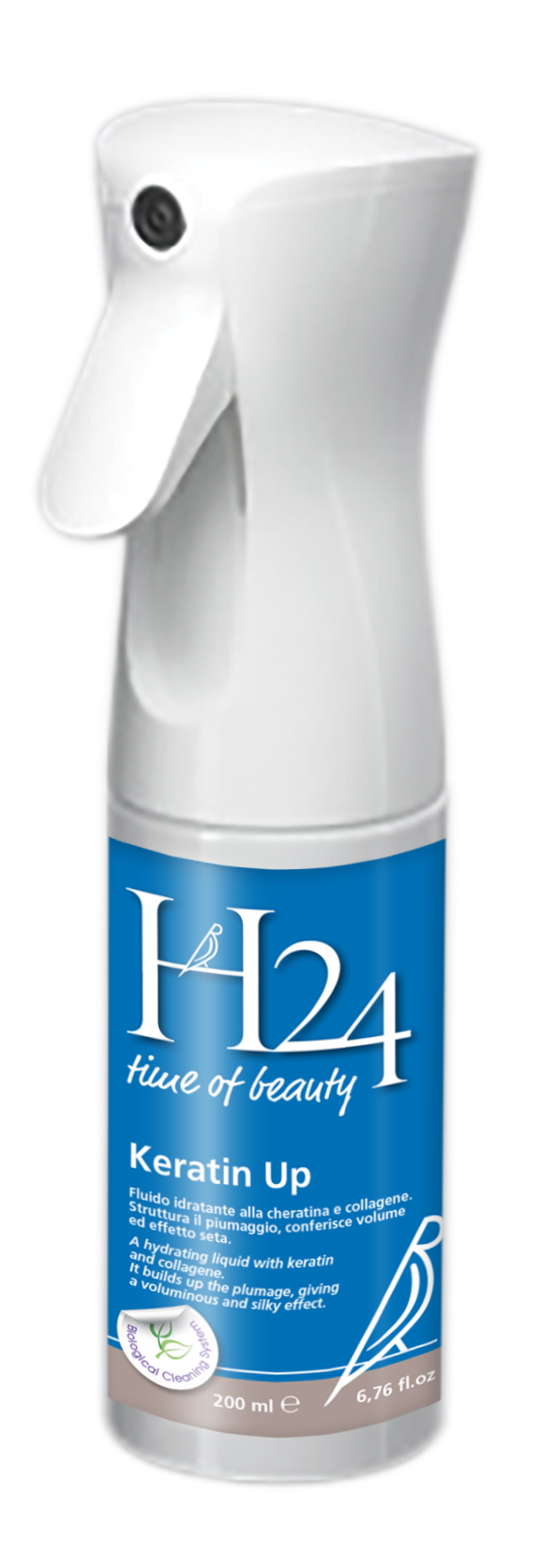 H24 Keratin Up 200ml