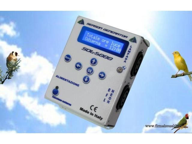 Lichtdimmer SOL 5000