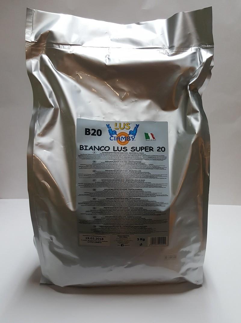 Lus B20 droog eivoer
