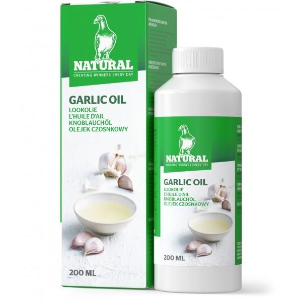 Garlic Oil / Look Olie - 200ml