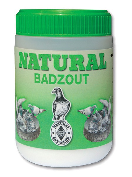 Natural badzout