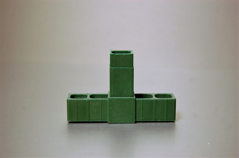 T-Stukje Groen