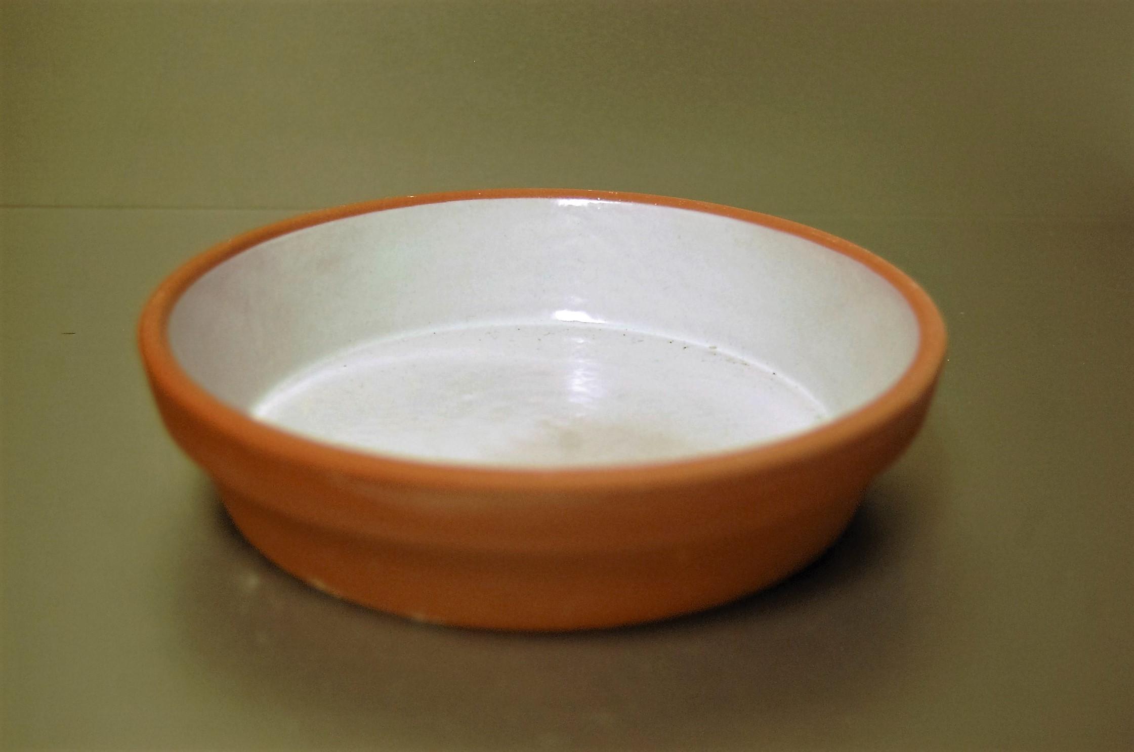 Terracotta schaaltje Ø 15 cm