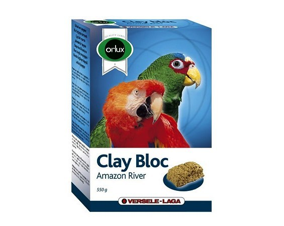 Orlux Clay Bloc Amazon River