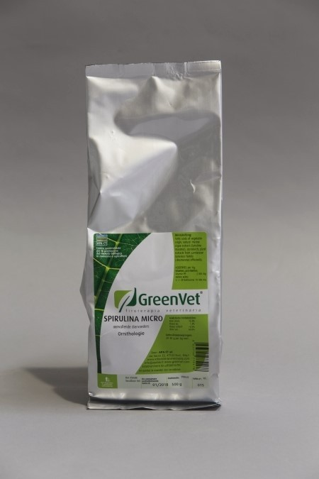 Greenvet Spirulina Micro 100 gram