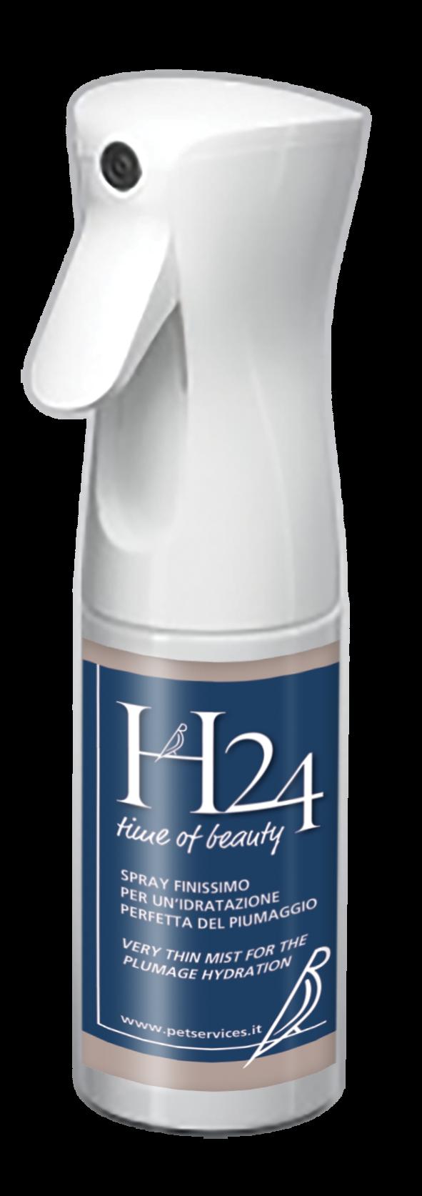 H24 Lege Spray Flacon