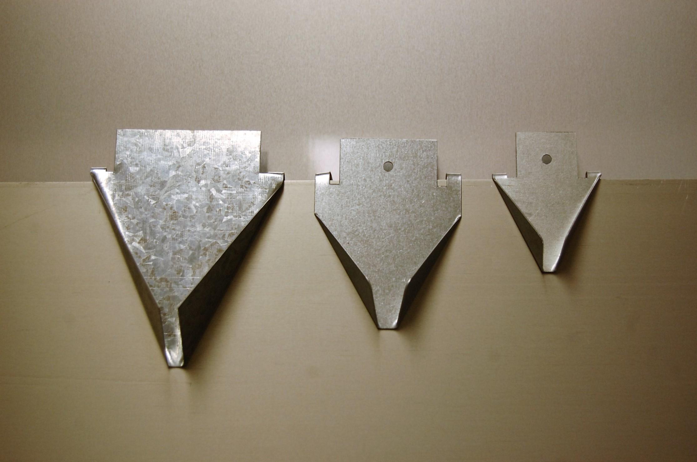 Stokhouder Aluminium Groot