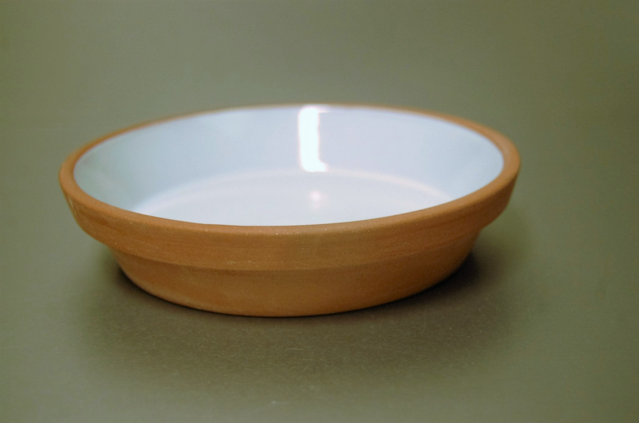 Terracotta schaaltje Ø 13 cm