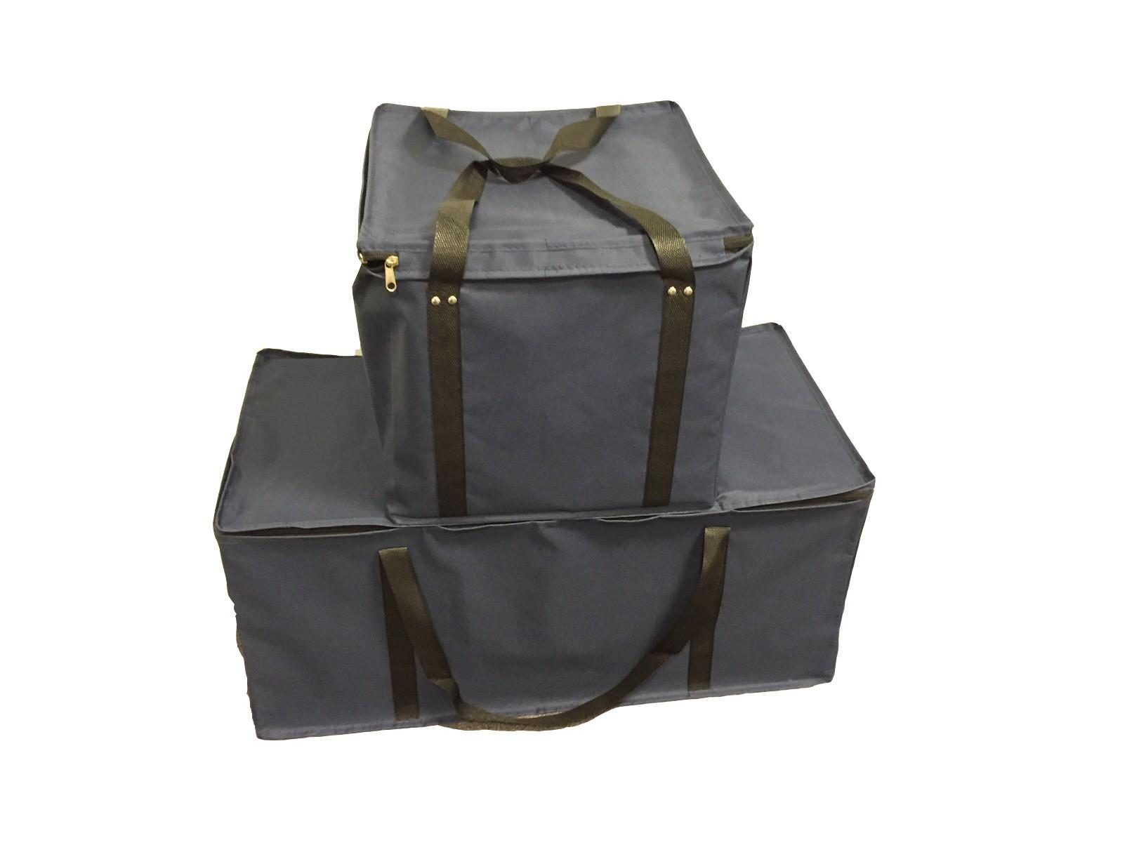 TT tas voor vier kooien