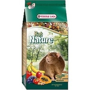 rat nature volledig diervoer voor ratten