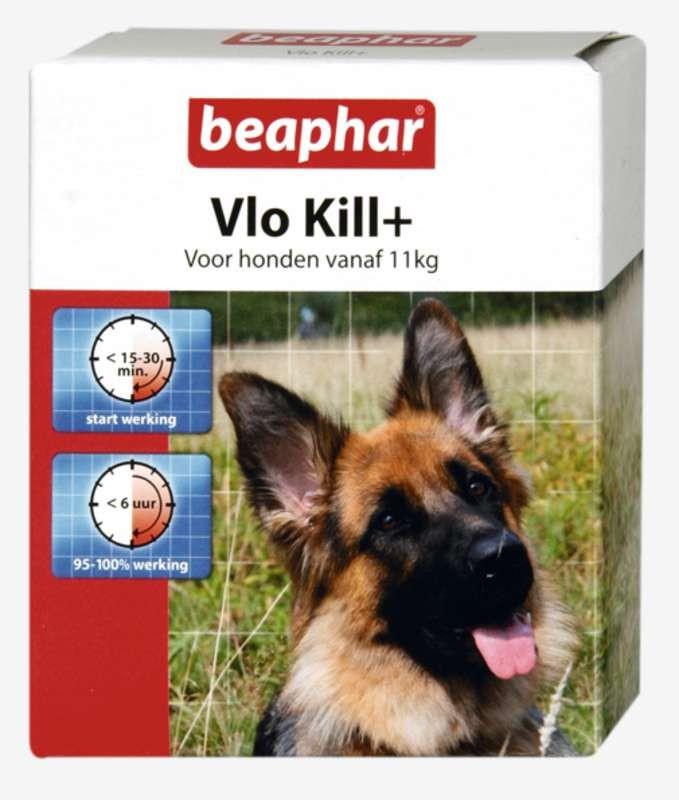 Beaphar Vlo Kill+ anti-vlooien