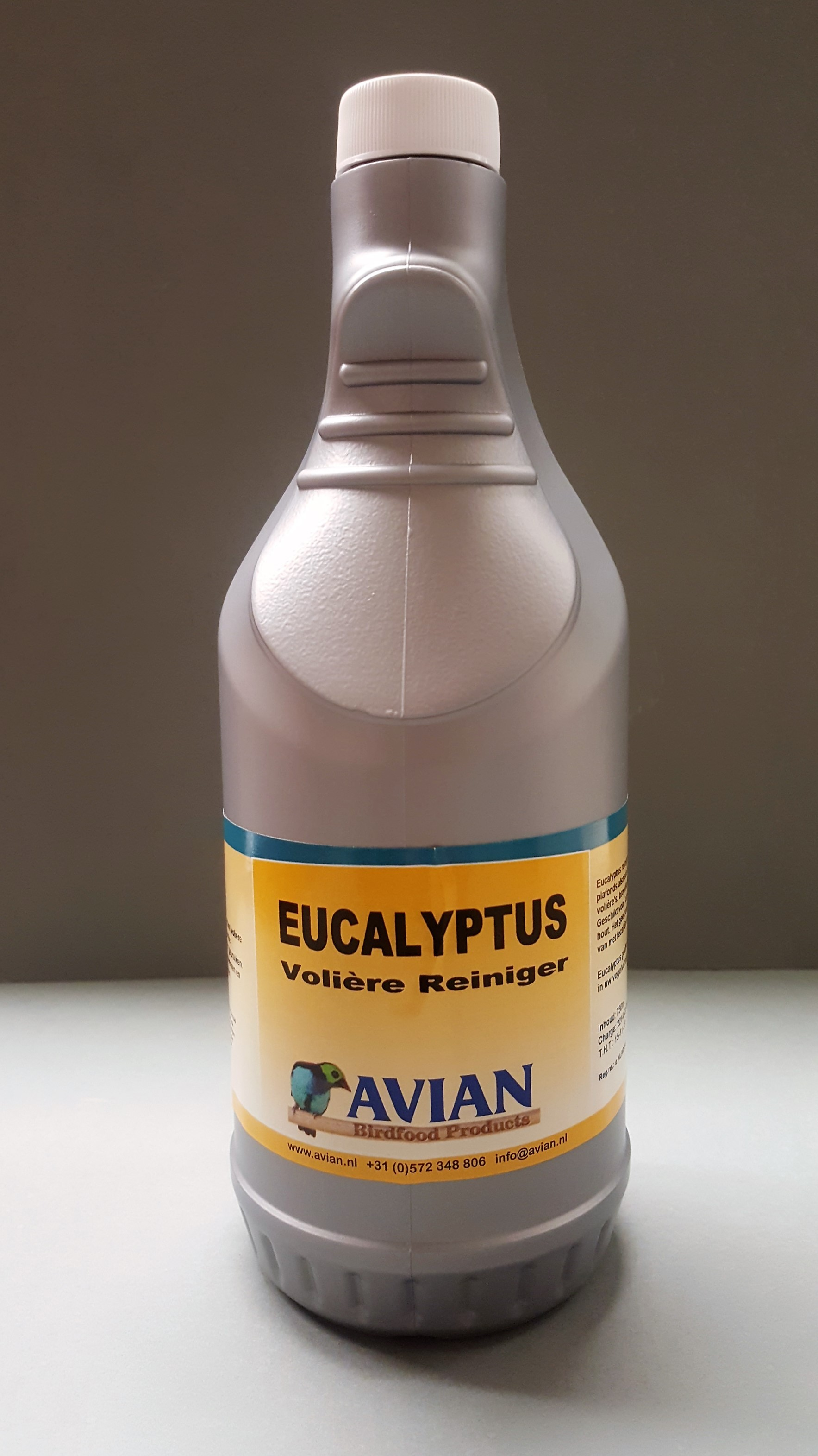 Volière Reiniger Eucalyptus