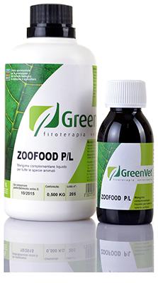 Greenvet Zoofood PL 100 ml