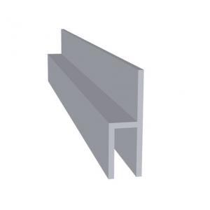 Aluminium H-profiel