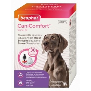 CaniComfort voor honden in stressvolle situaties