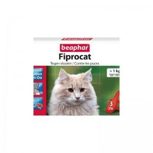 Fiprocat tegen teken en vlooien