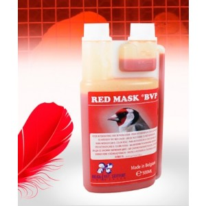Belgavet red mask