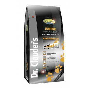 Dr. Clouder's Junior Small/Medium 1 kg