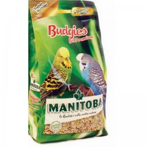 Budgies Best Premium Manitoba (parkieten)