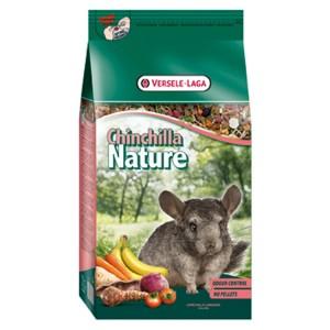 Chinchilla Nature volledig diervoer voor chinchilla's 750 gram