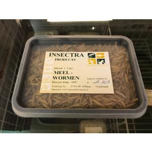 Meelwormen diepvries