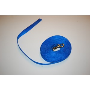Lange lijn nylon blauw