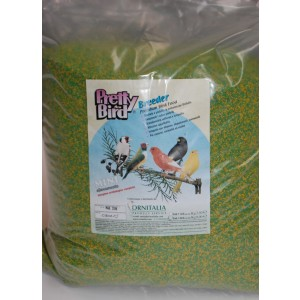 Pretty bird breeder mini yellow